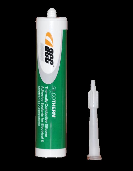 Termoprzewodzący klej silikonowy AS1803-310 ml