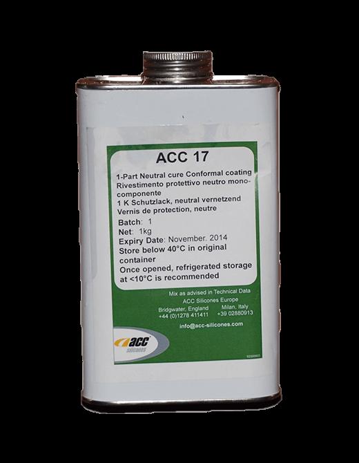Lakier  silikonowy  ACC17 -1 kg