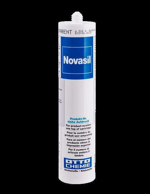 Klej  silikonowy NOVASIL S 802 -310 ml