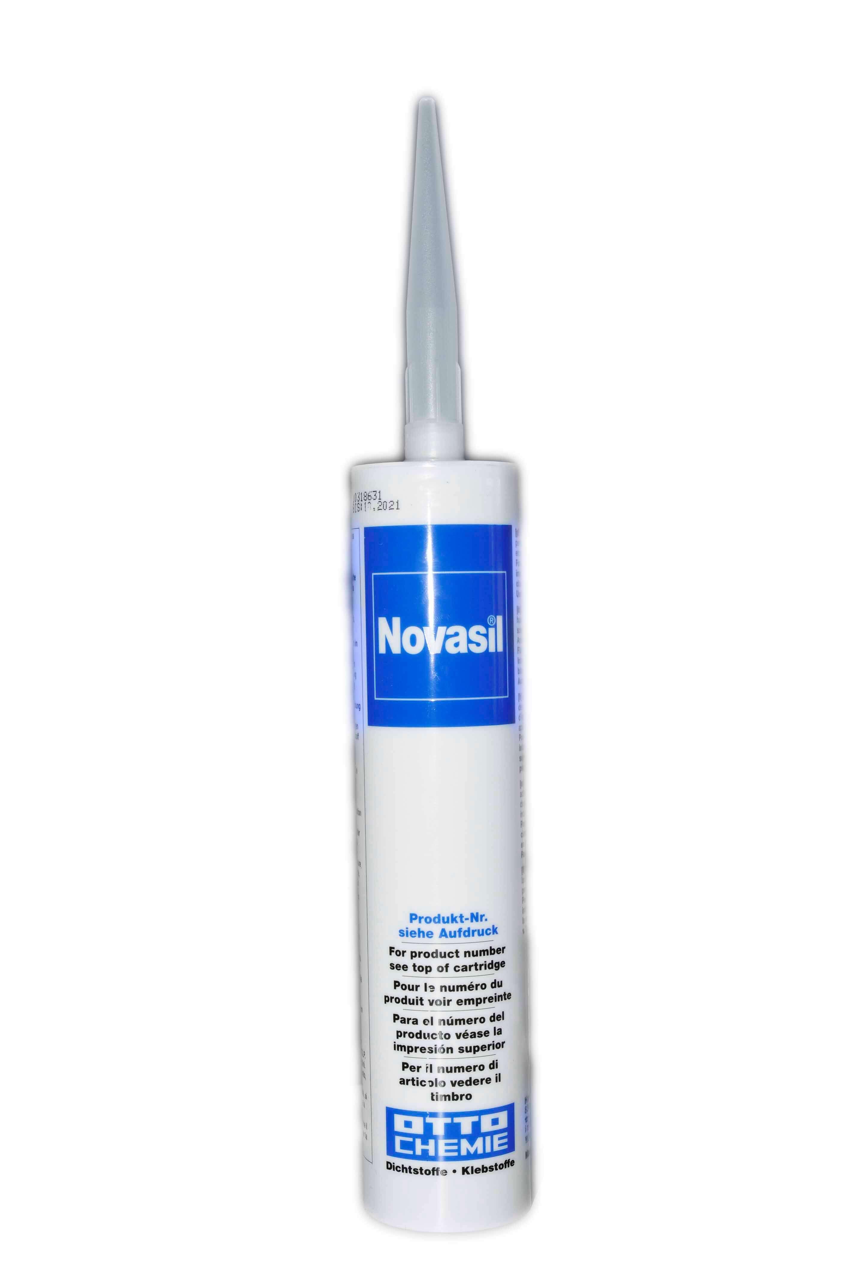 Klej  silikonowy NOVASIL S 800 -310 ml